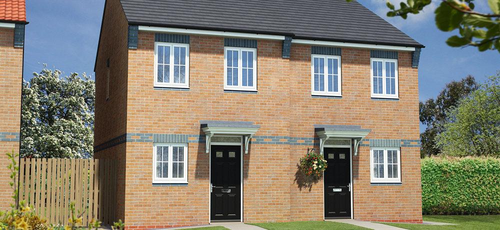 New Homes at Trimdon