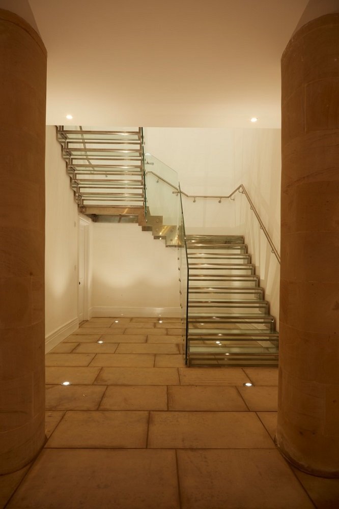 Staircase - Dower House